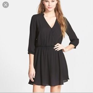 Lush long sleeve dress